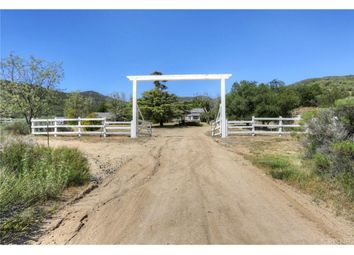 Thumbnail 3 bed town house for sale in 36917 Bouquet Canyon Road, Agua Dulce, Ca, 91390