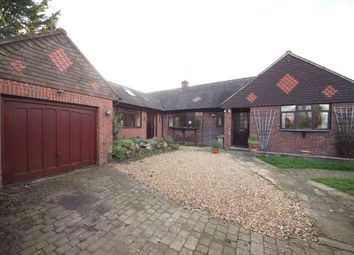 Thumbnail 4 bed detached bungalow for sale in Holt Way, Hook