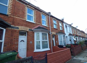Thumbnail 3 bed terraced house for sale in Fortescue Road, St. Thomas, Exeter