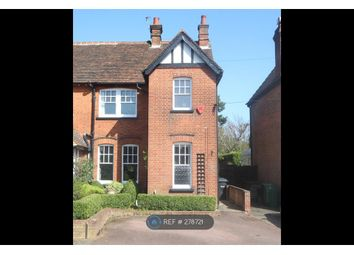 Thumbnail 3 bed semi-detached house to rent in Tennyson Road, Harpenden