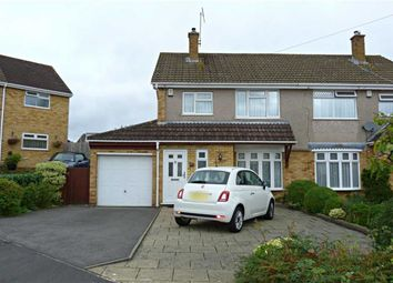 Thumbnail 3 bed semi-detached house for sale in Green Acre Road, Whitchurch, Bristol