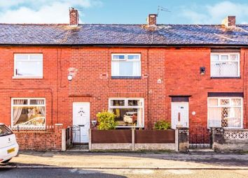 Thumbnail 2 bed terraced house for sale in Curzon Road, Ashton Under Lyne, Tameside, Greater Manchester