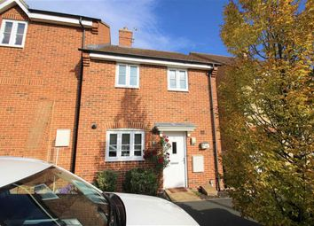 Thumbnail 3 bed end terrace house for sale in Clements Way, Faringdon, Oxfordshire