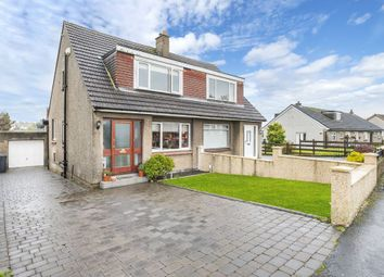 Thumbnail 3 bed semi-detached house for sale in 23 Quarry Drive, Kirkintilloch