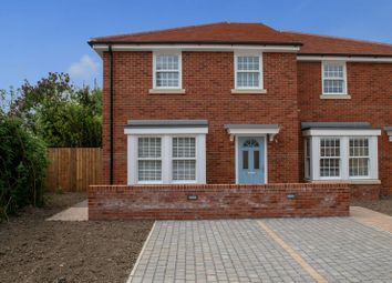 Thumbnail 3 bed semi-detached house for sale in White Hart Lane, Portchester, Fareham