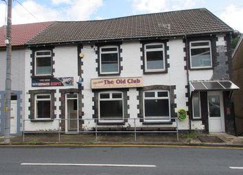 Thumbnail 1 bed end terrace house for sale in The Old Club, 93 Bailey Street, Deri