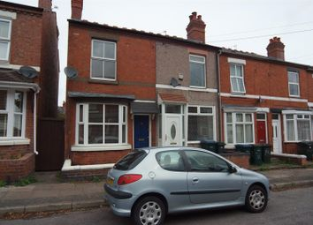 Thumbnail 2 bedroom end terrace house for sale in Bristol Road, Coventry
