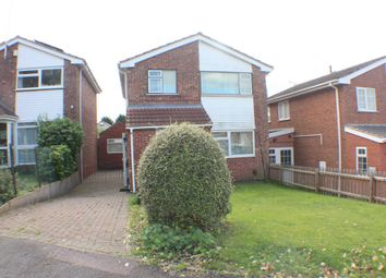 Thumbnail 3 bed detached house for sale in Colebrook Close, Leicester