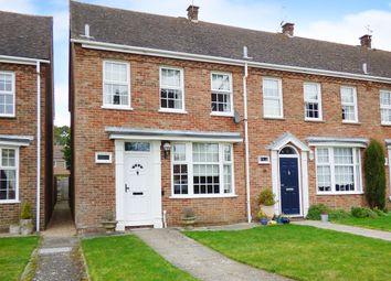 Thumbnail 3 bed end terrace house for sale in Woodlands Avenue, Rustington, Littlehampton