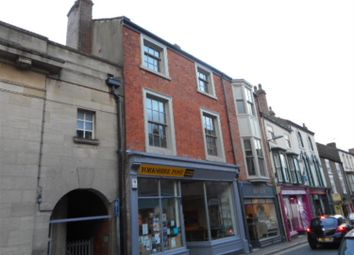 Thumbnail 1 bed flat to rent in 32 Westgate, Ripon