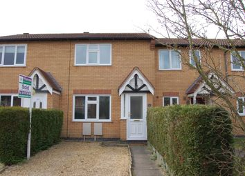 Thumbnail 2 bed terraced house to rent in Wentworth Drive, Grantham