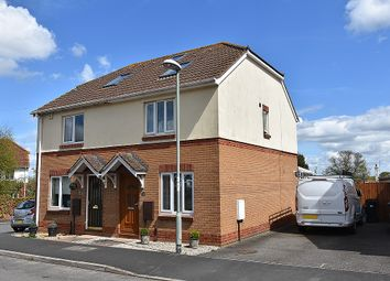 Thumbnail 3 bed semi-detached house for sale in Sentrys Orchard, Exminster, Near Exeter