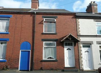 Thumbnail 2 bedroom terraced house to rent in Oxford Street, Earl Shilton, Leicester