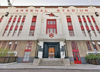 Thumbnail 2 bed flat to rent in Highbury Stadium Square, Highbury