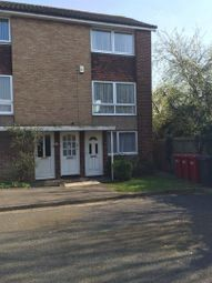 Thumbnail 2 bed maisonette for sale in Shelley Close, Langley, Slough