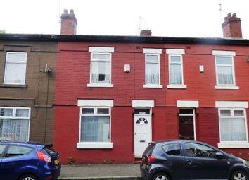 Thumbnail 3 bedroom terraced house for sale in Olney Street, Manchester