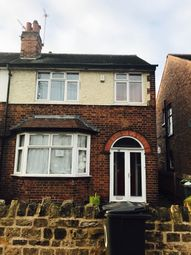 Thumbnail 4 bedroom shared accommodation to rent in Lower Road, Beeston