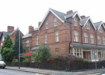 Thumbnail 1 bed flat for sale in Cross Road, Leicester