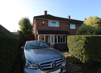 Thumbnail 2 bed semi-detached house for sale in Uvedale Crescent, New Addington