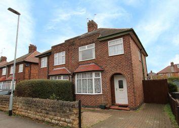 Thumbnail 3 bedroom semi-detached house for sale in Ashfield Avenue, Beeston, Nottingham
