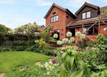 Thumbnail 3 bed detached house for sale in The Street, Hempnall, Norwich