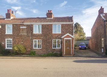 Thumbnail 3 bed semi-detached house for sale in Russell Row, Sproatley, Hull