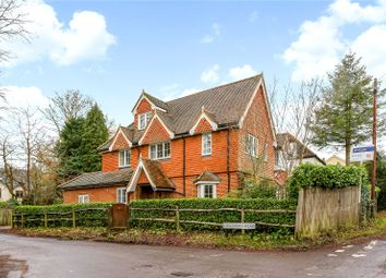 Thumbnail 5 bed detached house for sale in Longdown Road, Lower Bourne, Farnham, Surrey