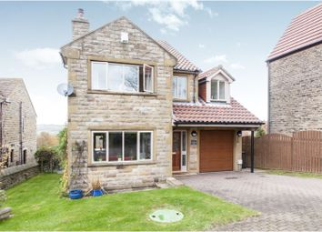 Thumbnail 3 bed detached house for sale in Hood Green Road, Barnsley