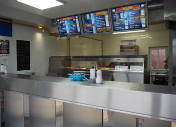 Thumbnail Restaurant/cafe for sale in Fish & Chips S71, South Yorkshire
