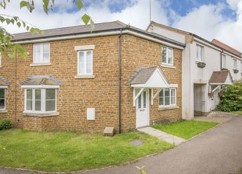 Thumbnail 3 bed semi-detached house to rent in Tarragon Walk, Banbury
