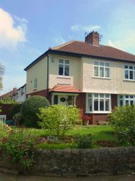 Thumbnail 3 bed semi-detached house to rent in Carmel Grove, Carmel Road South, Darlington