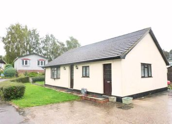 Thumbnail 2 bed bungalow to rent in Newlands Park, Bedmond Road, Abbots Langley