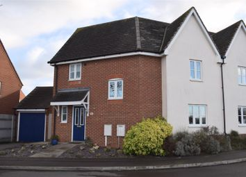 Thumbnail 3 bed semi-detached house for sale in Victoria Drive, Woodville, Swadlincote