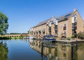 Thumbnail 4 bed town house to rent in Enderbys Wharf, London Road, St. Ives
