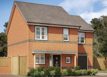 "Thumbnail 3 bed detached house for sale in ""The Malton"" at Cobblers Lane, Pontefract"