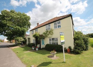 Thumbnail 3 bedroom detached house for sale in Sun Street, Isleham