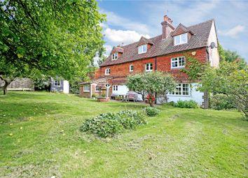 Thumbnail 4 bedroom detached house for sale in Friday Street, Rusper, Horsham, West Sussex