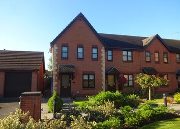 Thumbnail 3 bed end terrace house to rent in Penhow Mews, Celtic Horizons, Newport