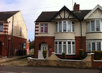 Thumbnail 3 bed semi-detached house to rent in Broad Mead, Luton