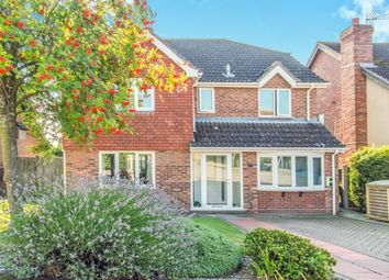 Thumbnail 5 bedroom detached house for sale in Dussindale, Norwich, Norfolk