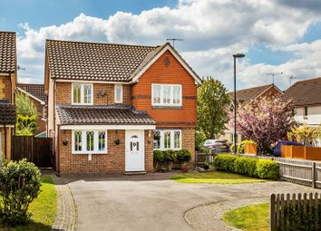 Thumbnail 4 bed detached house for sale in Sinclair Close, Fenchurch Road, Maidenbower, Crawley