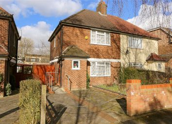 Thumbnail 2 bed semi-detached house for sale in Churchill Gardens, Acton