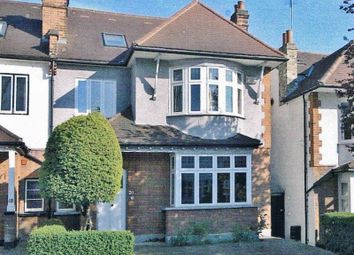 Thumbnail 5 bed semi-detached house to rent in Windermere Avenue, Finchley, London