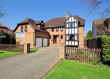 Thumbnail 4 bed detached house for sale in Ouseley Road, Wraysbury, Berkshire