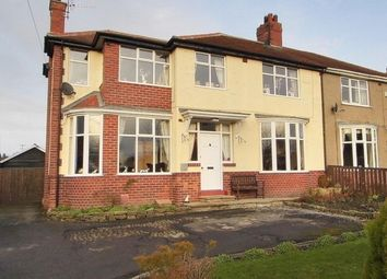Thumbnail 3 bed semi-detached house for sale in Durham Road, Bishop Auckland