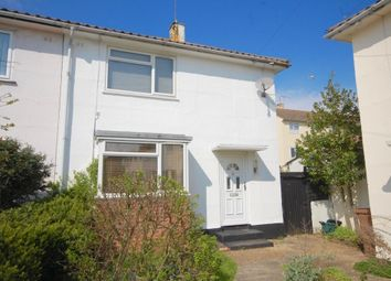 Thumbnail 2 bedroom end terrace house for sale in Epping Close, Chelmsford