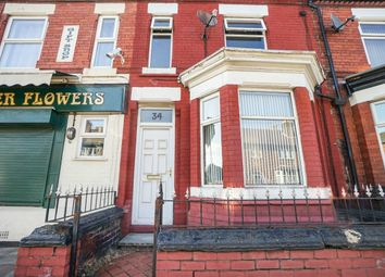 Thumbnail 3 bedroom terraced house for sale in Norris Street, Orford, Warrington