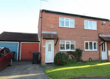 Thumbnail 2 bed town house for sale in Oulton Close, Woodthorpe View, Nottingham