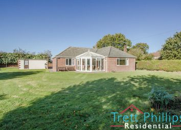 Thumbnail 4 bed detached bungalow for sale in Chapel Field, Stalham, Norwich