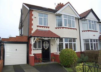 Thumbnail 4 bed property for sale in Manor Road, Crosby, Liverpool